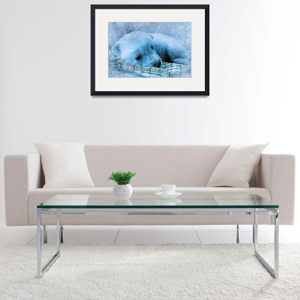 """""""Elegant Watercolor Collection Framed Print&quot  by buddakats1"""