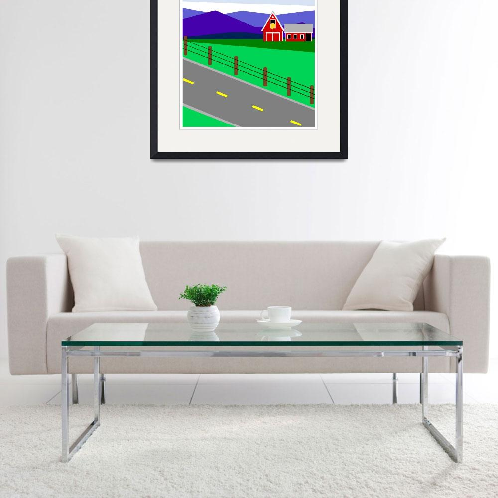 """""""Passing Lane&quot  (2011) by debband"""