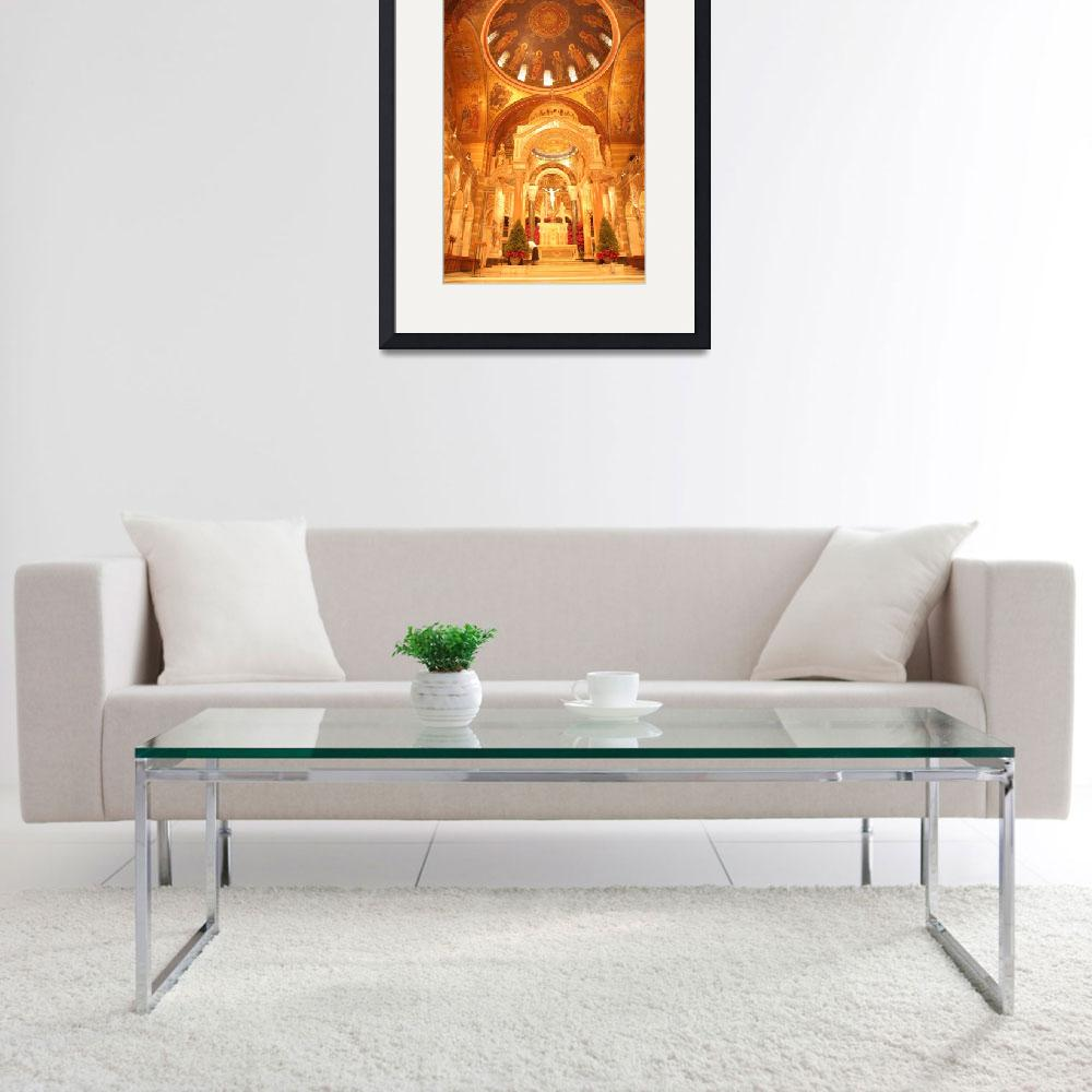 """""""the altar&quot  (2008) by CUpchurch"""