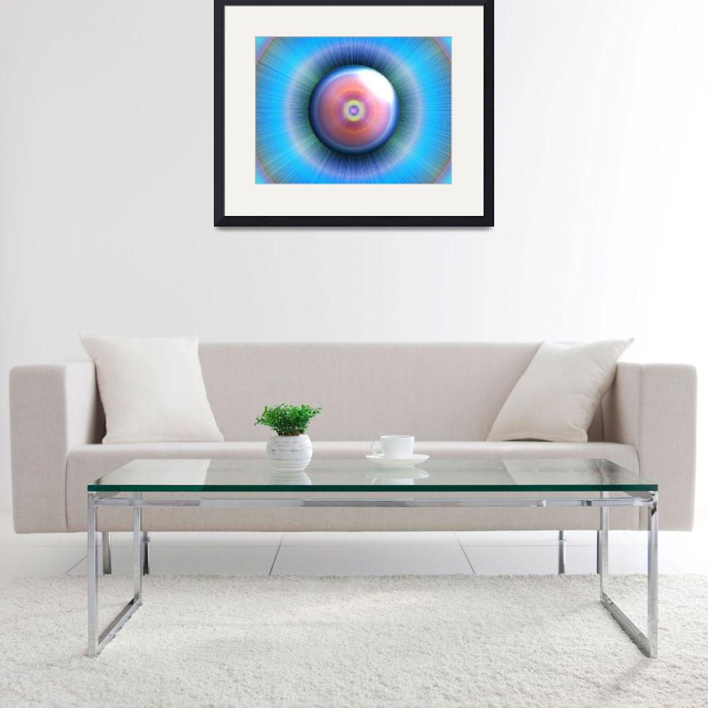 """Eye&quot  (2009) by digitalmedia"