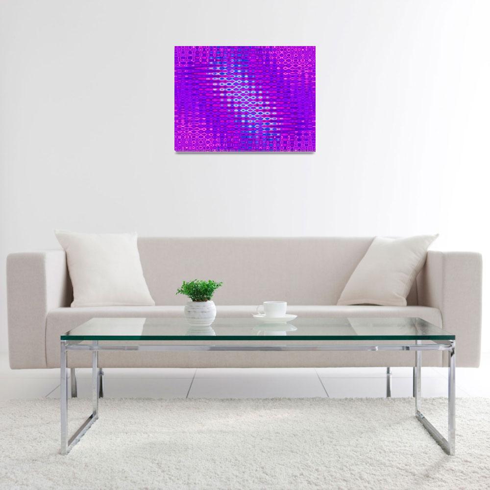"""Purple Dream""  by DonnaGrayson"