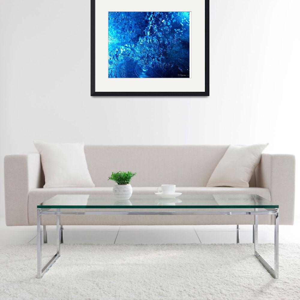 """""""New Water II&quot  (2009) by Artsandmoregallery"""