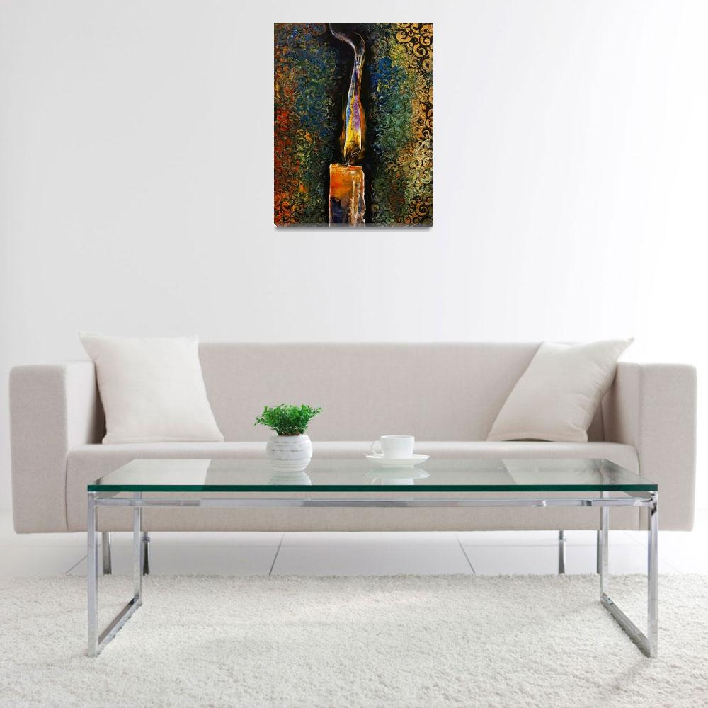 """""""Candle Flame""""  by creese"""