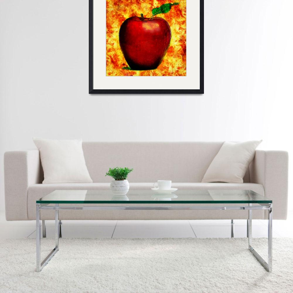"""""""The Apple of Eris""""  (2013) by Persephone_Artworks"""