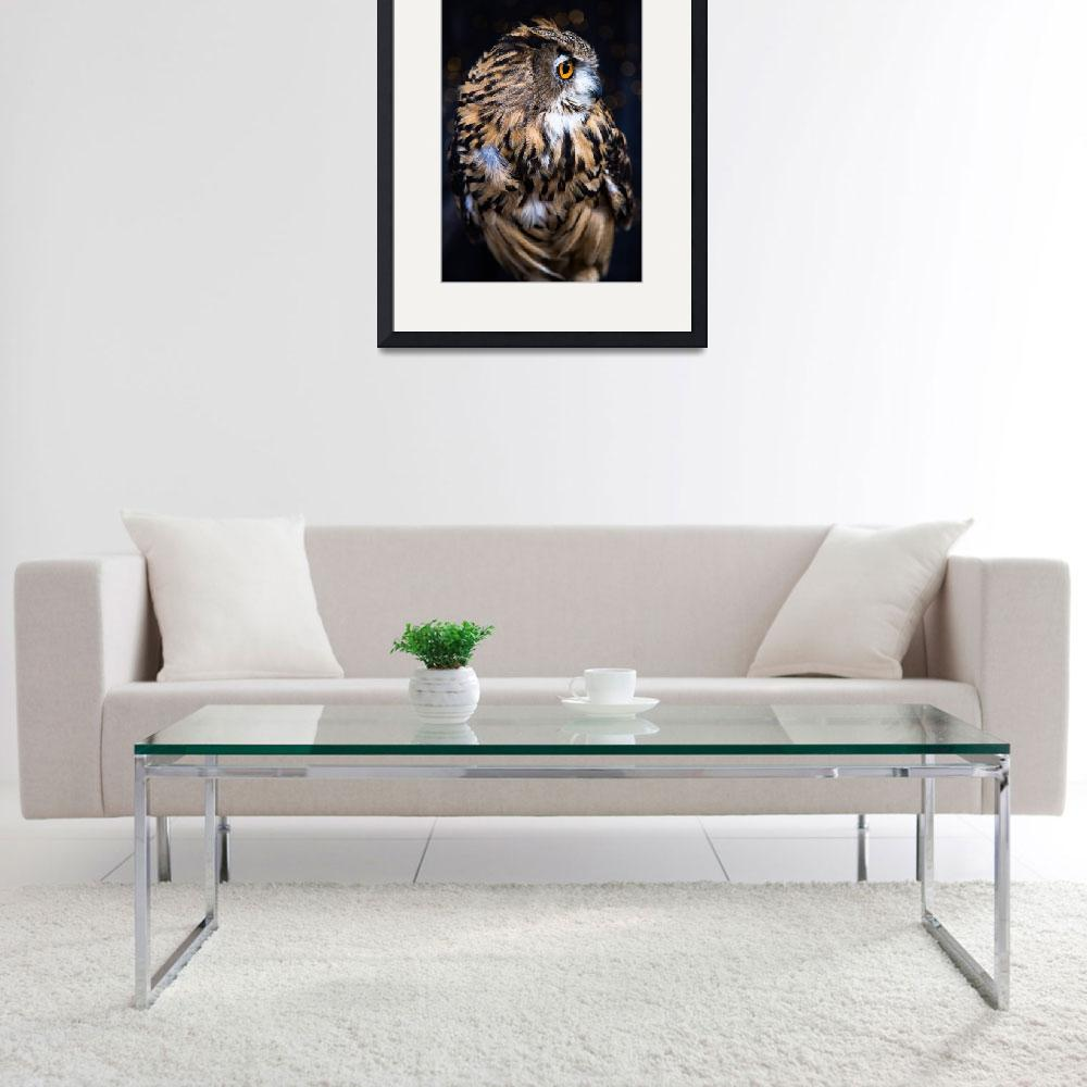 """Cute Animal Photo Framed Print&quot  by eddiealfaro"