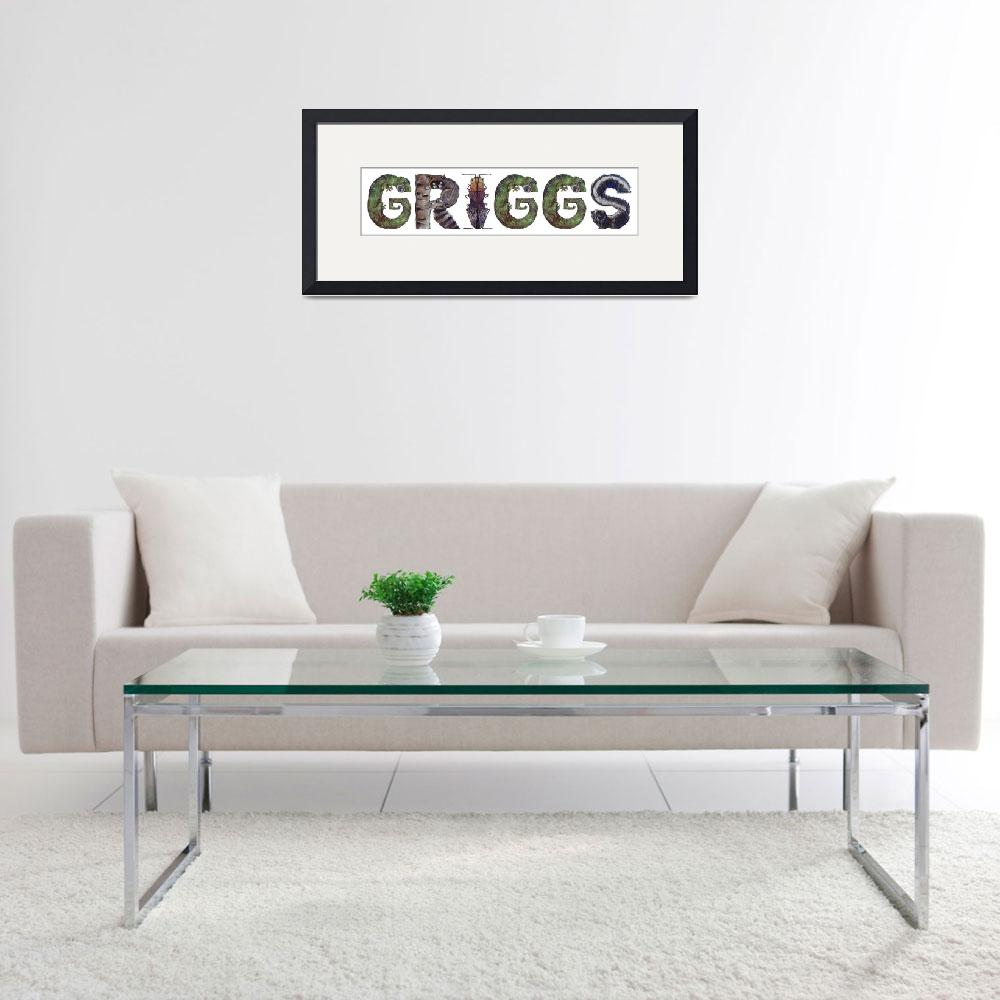 """""""Griggs&quot  by animalsoup"""