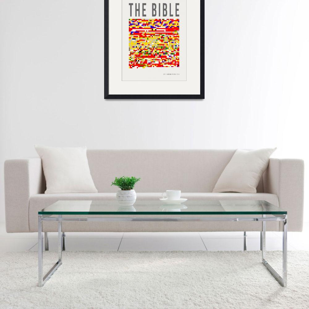 """""""The Bible&quot  (2012) by dcheesman"""