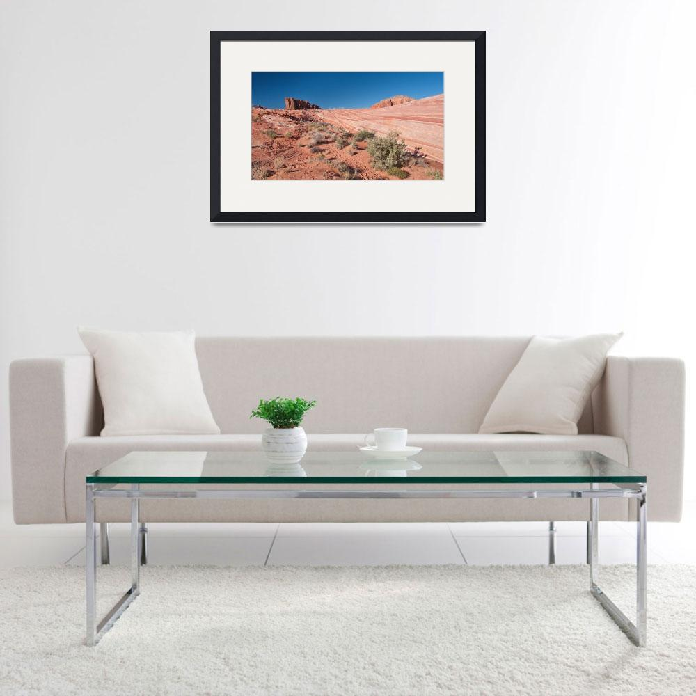 """Valley Of Fire State Park&quot  by DesertRenditions"