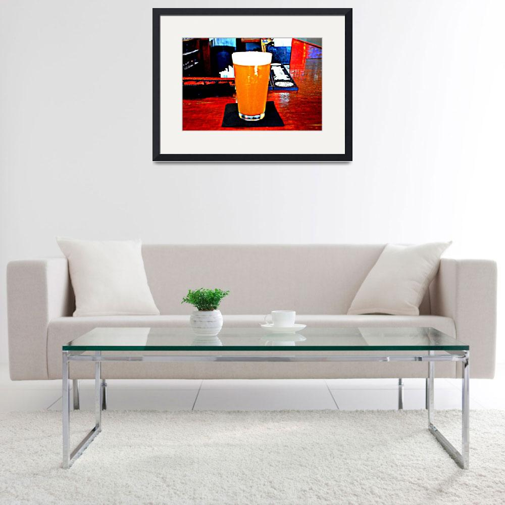 """""""Wheat Beer&quot  by Artsart"""