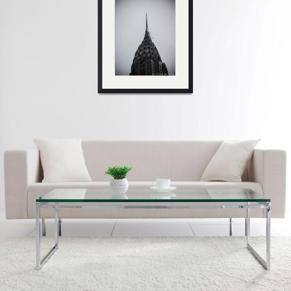 """""""NYC - Chrysler Building&quot  (2016) by 27thhGraphics"""