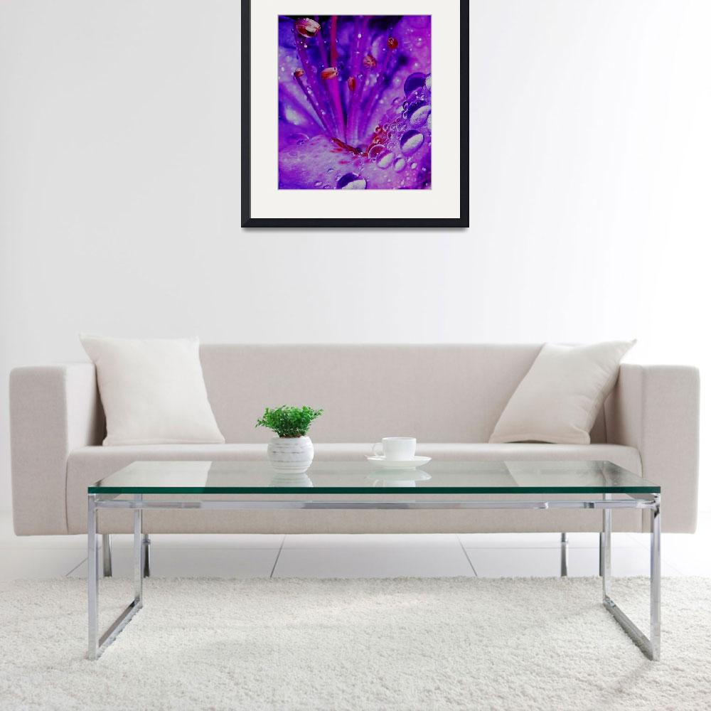 """""""Unearthly Rhododendron&quot  (2008) by bavosiphotoart"""