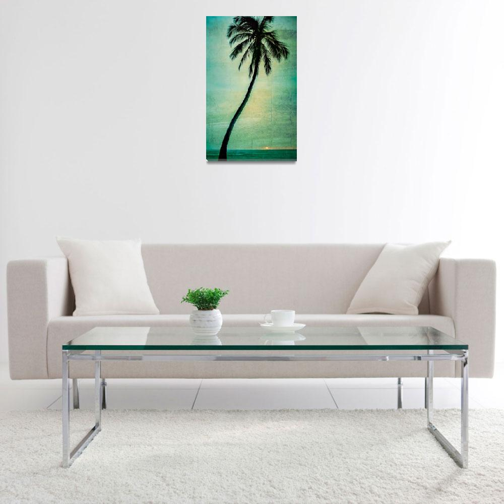 """""""Lone Palm""""  (2015) by boppintheblues"""