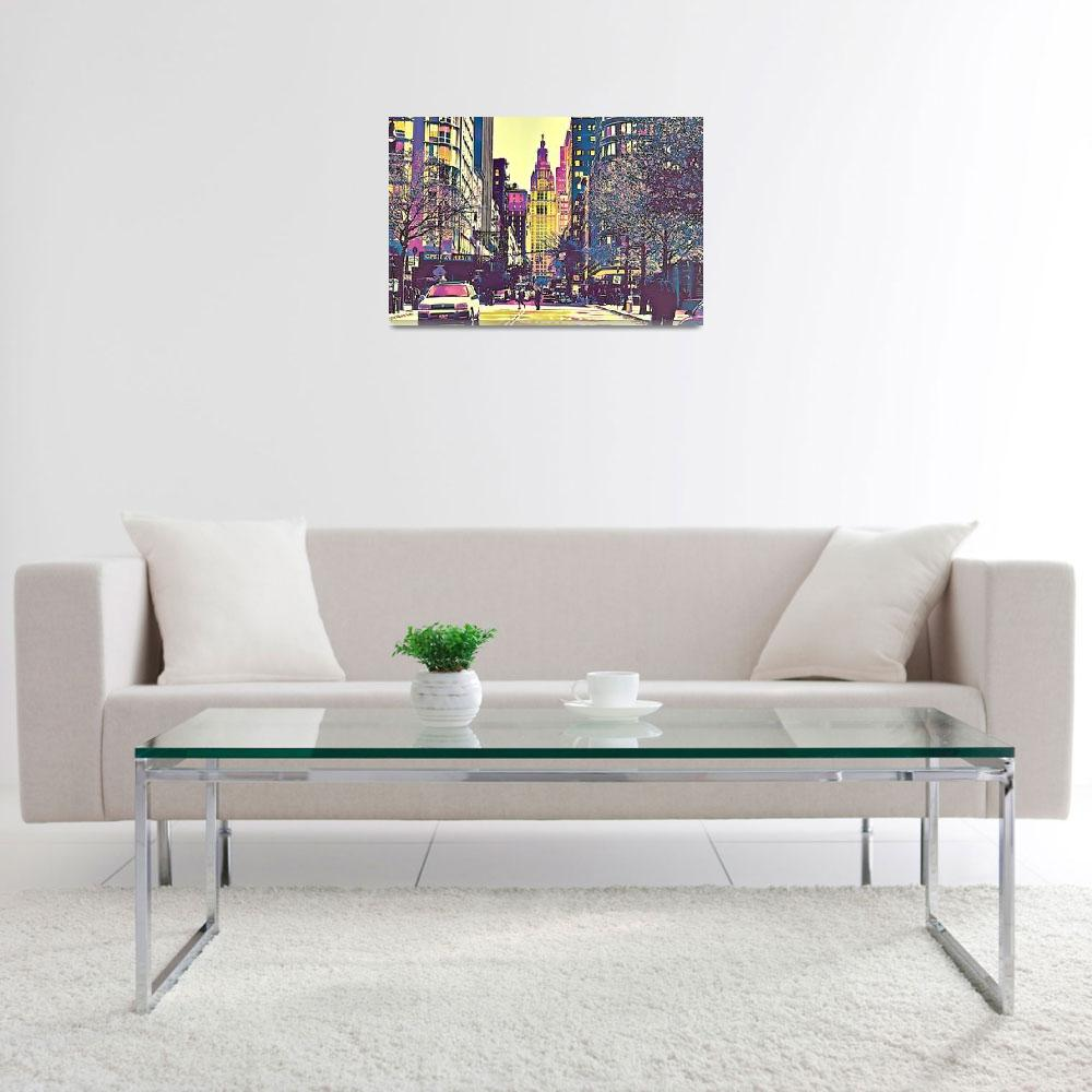 """""""City Living&quot  (2013) by DMTedCo"""