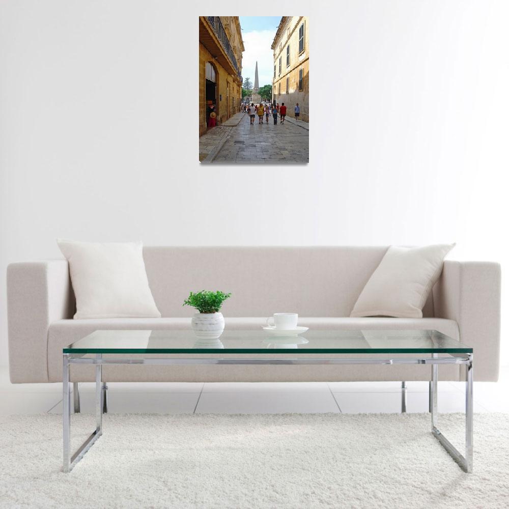 """Ciutadella Streets 02   (11694-RDA)""  (2004) by rodjohnson"