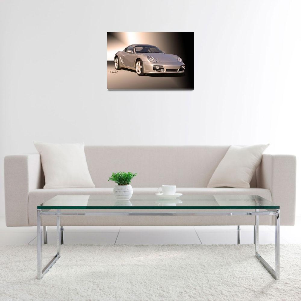 """2006 Porsche Cayman S""  by FatKatPhotography"
