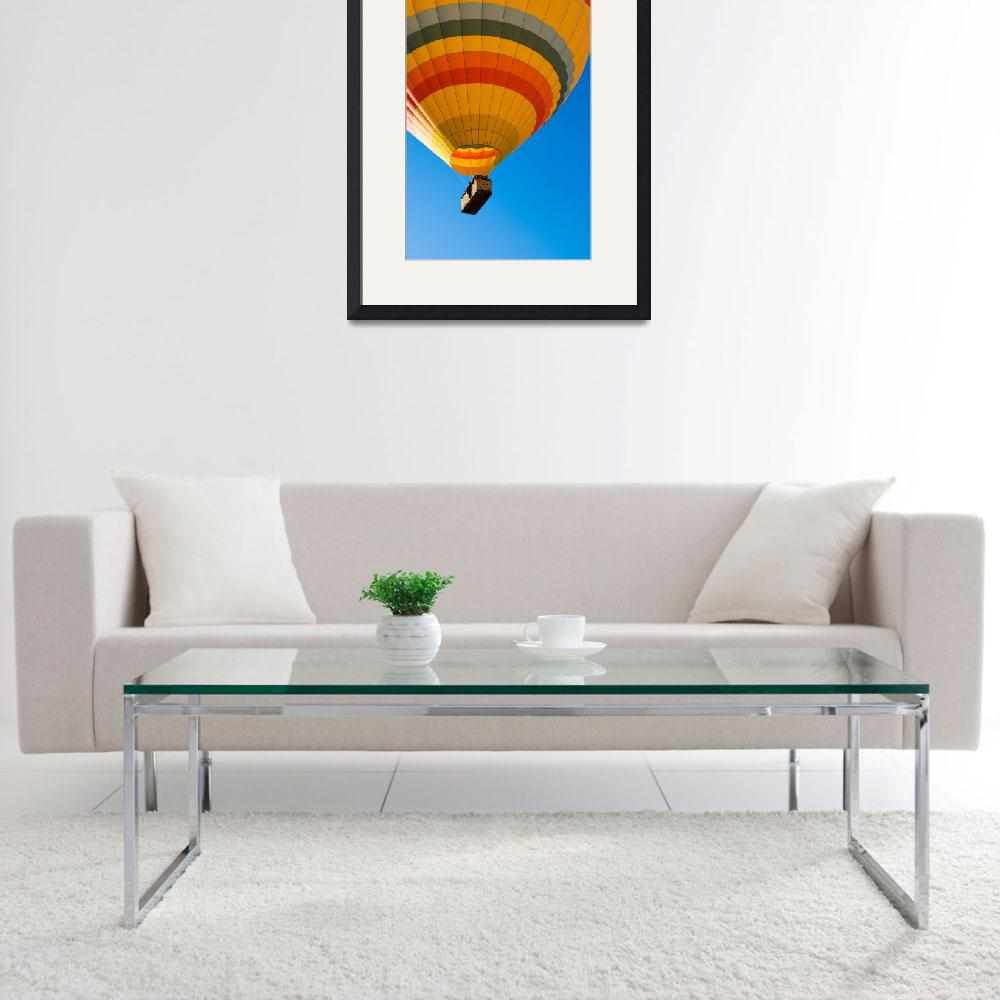 """""""Hot air balloon&quot  (2008) by svetico"""