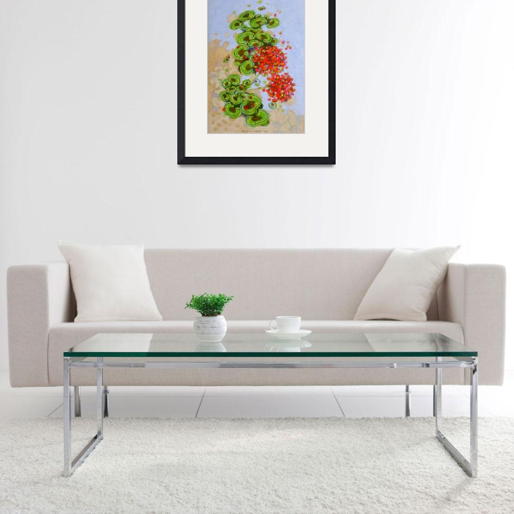 """""""geraniums&quot  (2015) by federicocortese"""