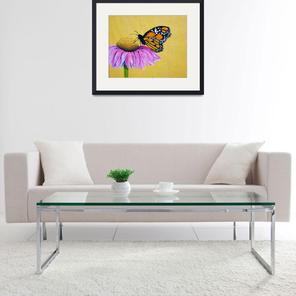 """""""Butterfly&quot  (2009) by alwhitney"""