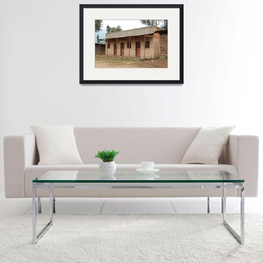 """""""Rwanda Homes""""  (2008) by MellisaFernPhotography"""