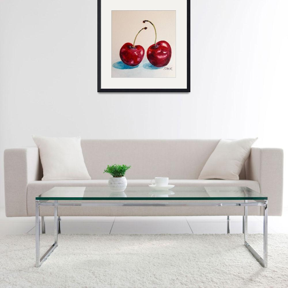 """""""Sweet Cherries - Stephanie Rothwell&quot  (2018) by smr13"""