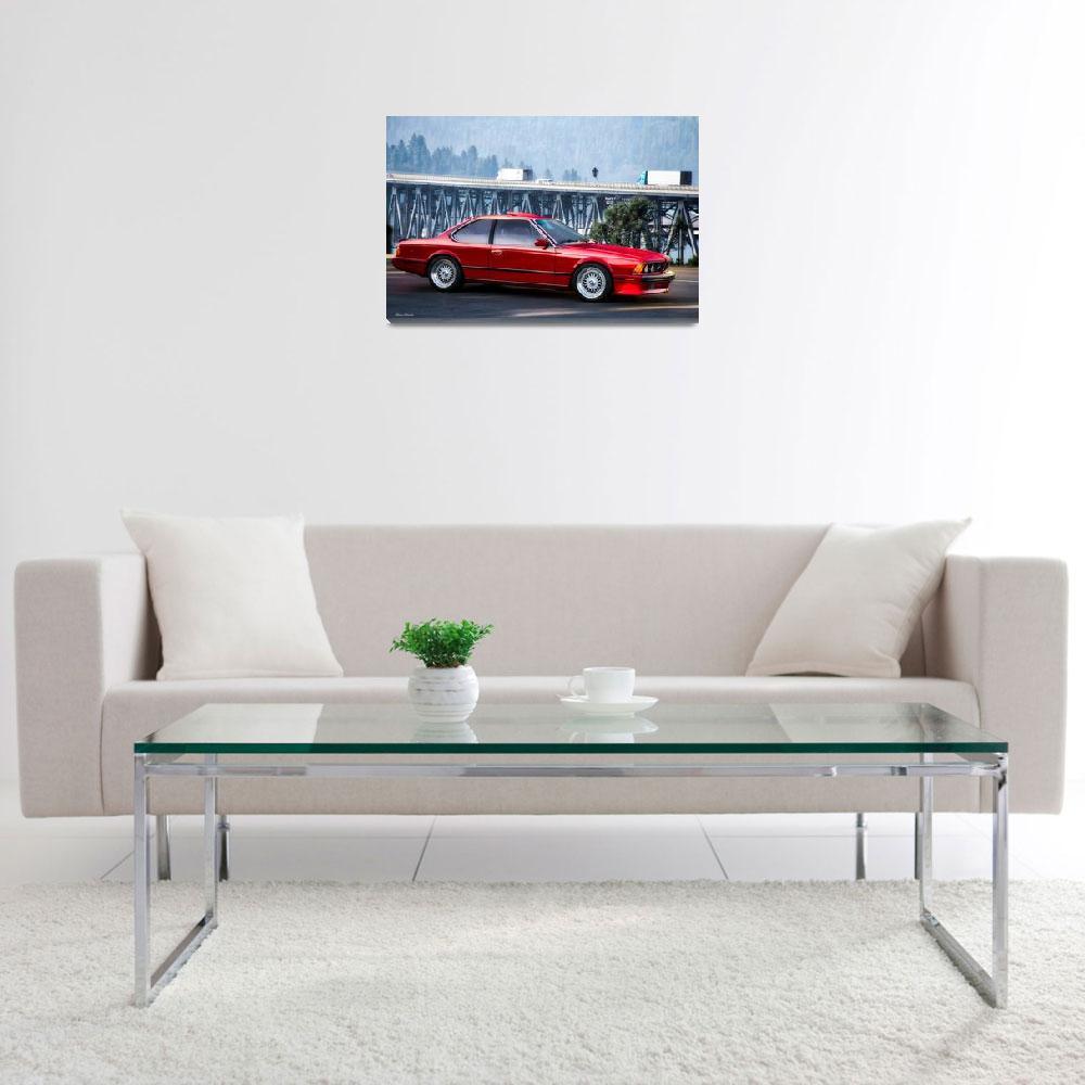 """""""1988 BMW M6""""  by FatKatPhotography"""