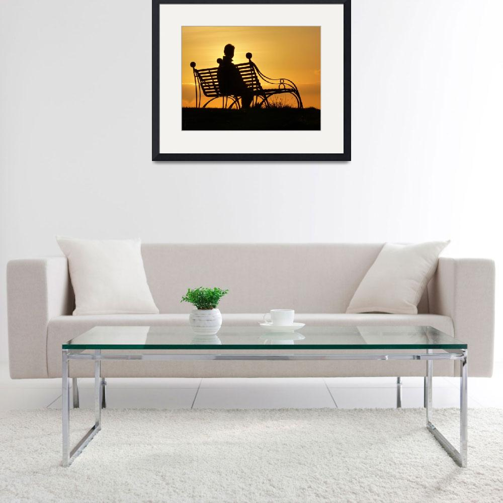 """""""Silhouette Seat&quot  by fullat"""
