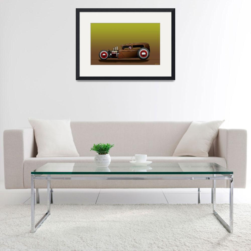 """""""Jalopy&quot  (2011) by kenmo"""