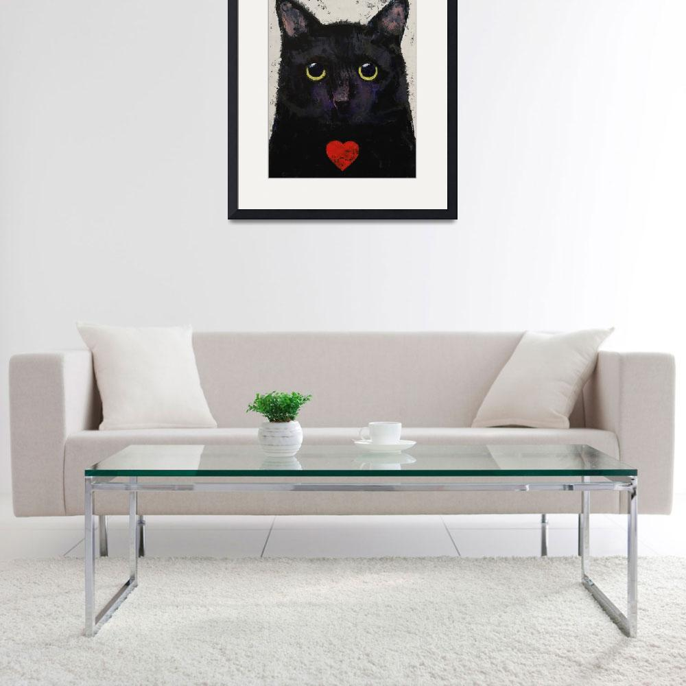 """""""Love Cat&quot  by creese"""