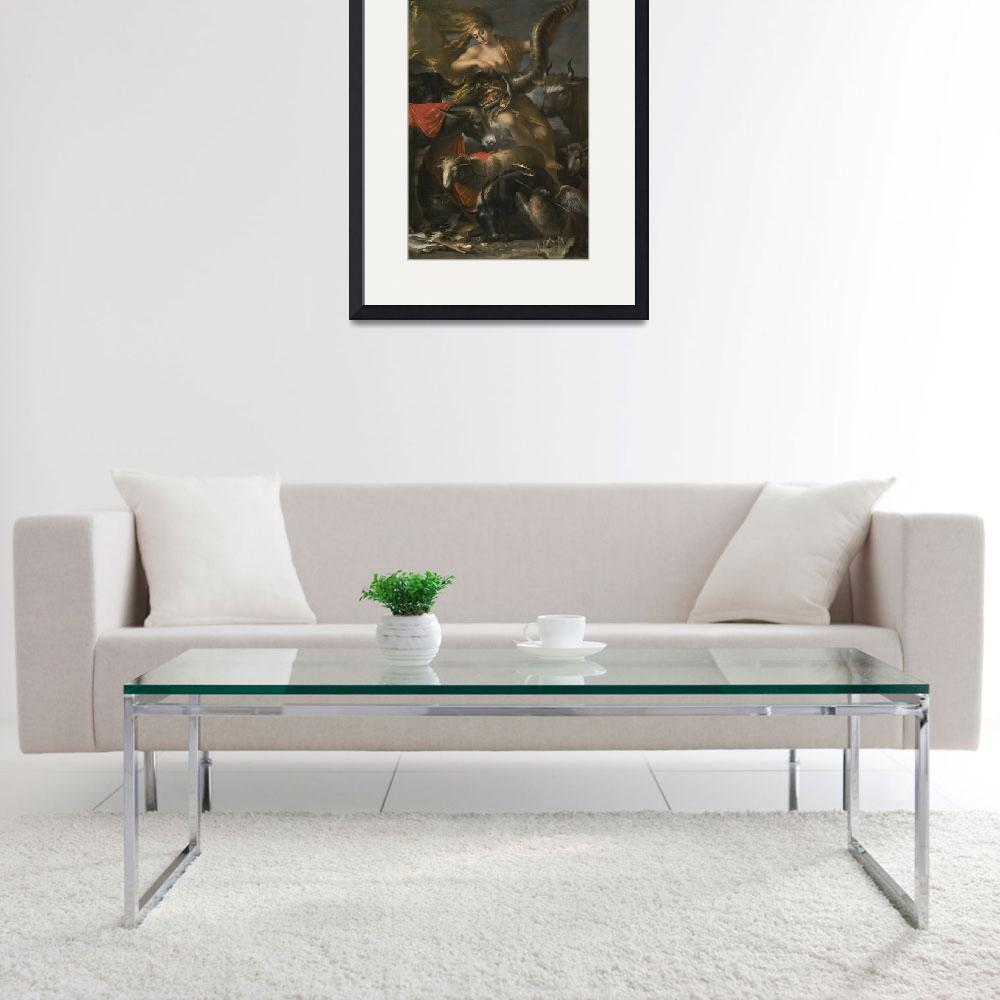 """Exquisite Art Collection Framed Print&quot  by buddakats1"