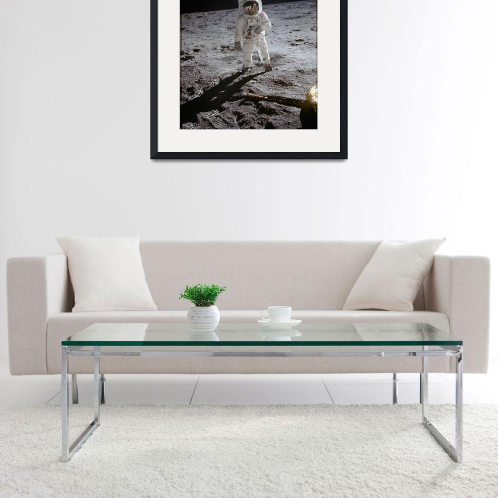 """""""Space Photo Framed Print&quot  by buddakats1"""