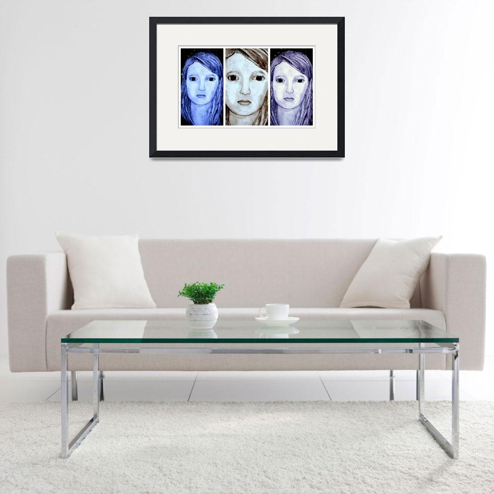 """""""three graces&quot  (2009) by LOUISEDIONNE"""