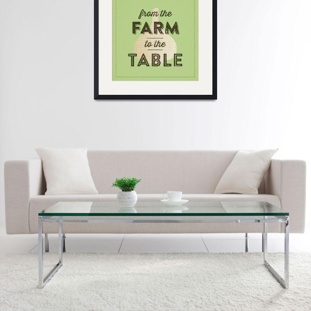 """Farm to Table (Set 2)&quot  by dallasdrotz"