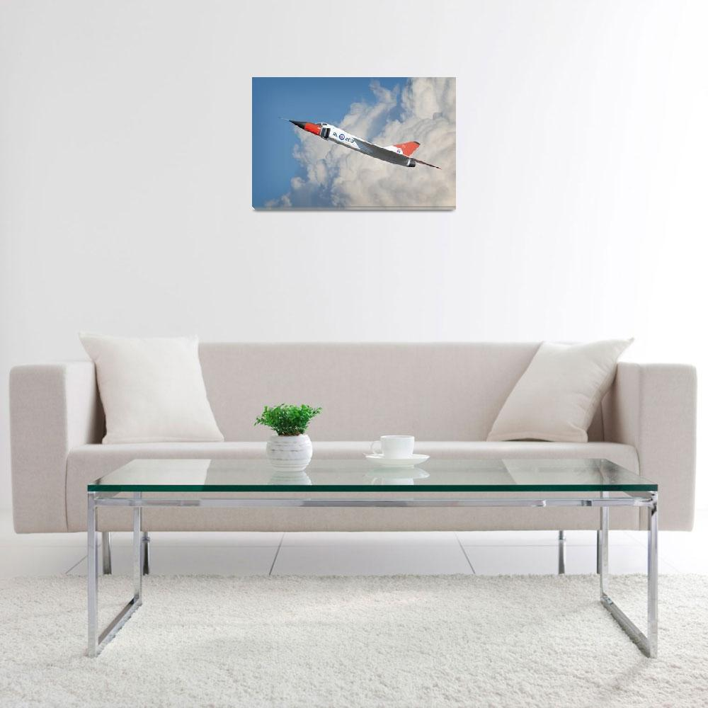 """Avro Arrow""  (2011) by JeffStephenson"