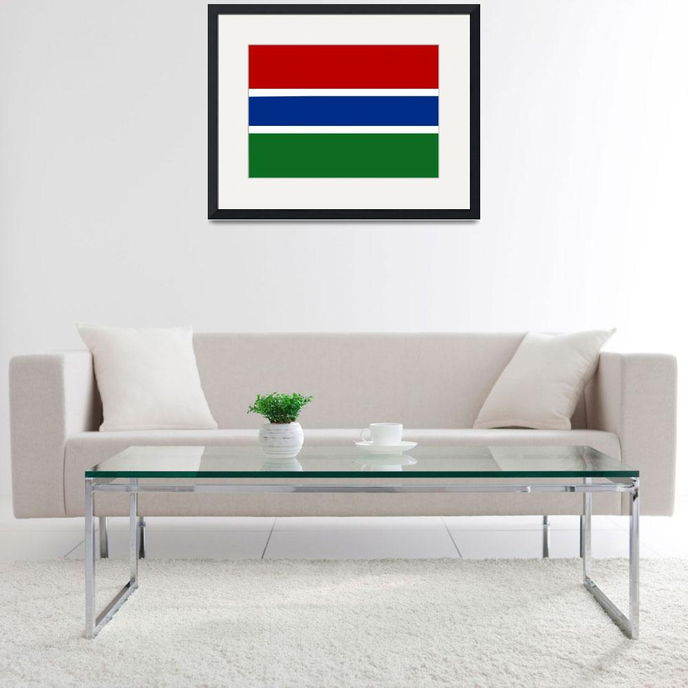 """""""gambia&quot  by tony4urban"""