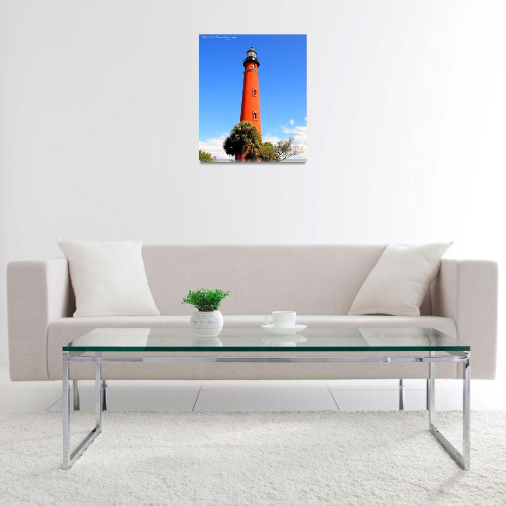 """Lighthouse Scenic&quot  (2009) by ChrisCrowley"