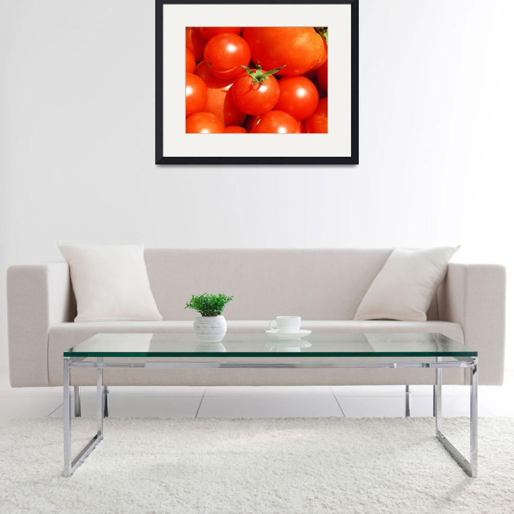 """""""Perfect Tomato&quot  by 2jacksons"""