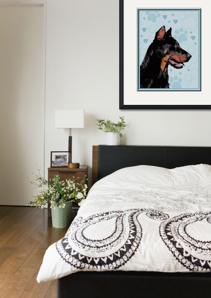 """""""Beauceron&quot  (2012) by OneRudeDawg"""