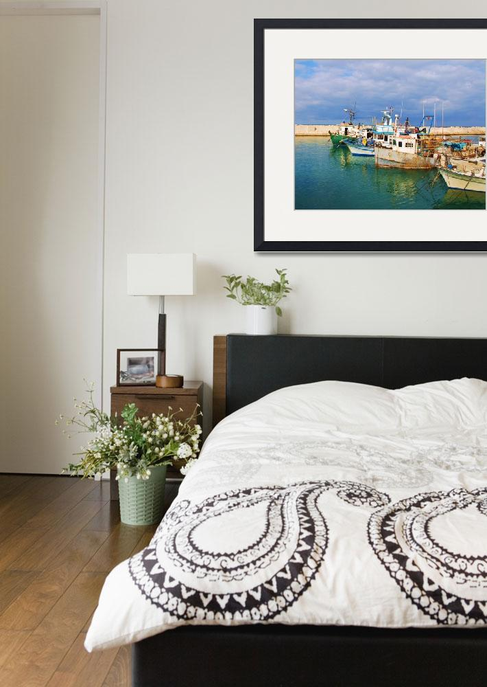 """""""Jaffa Port Aligned&quot  by hiltch"""