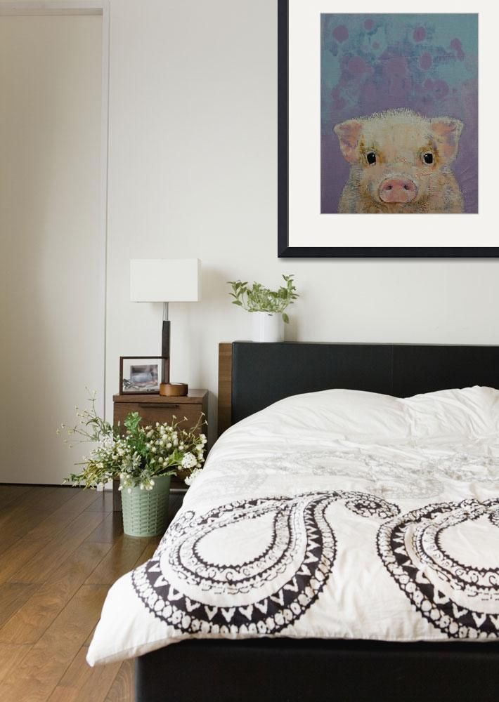"""""""Piglet&quot  by creese"""