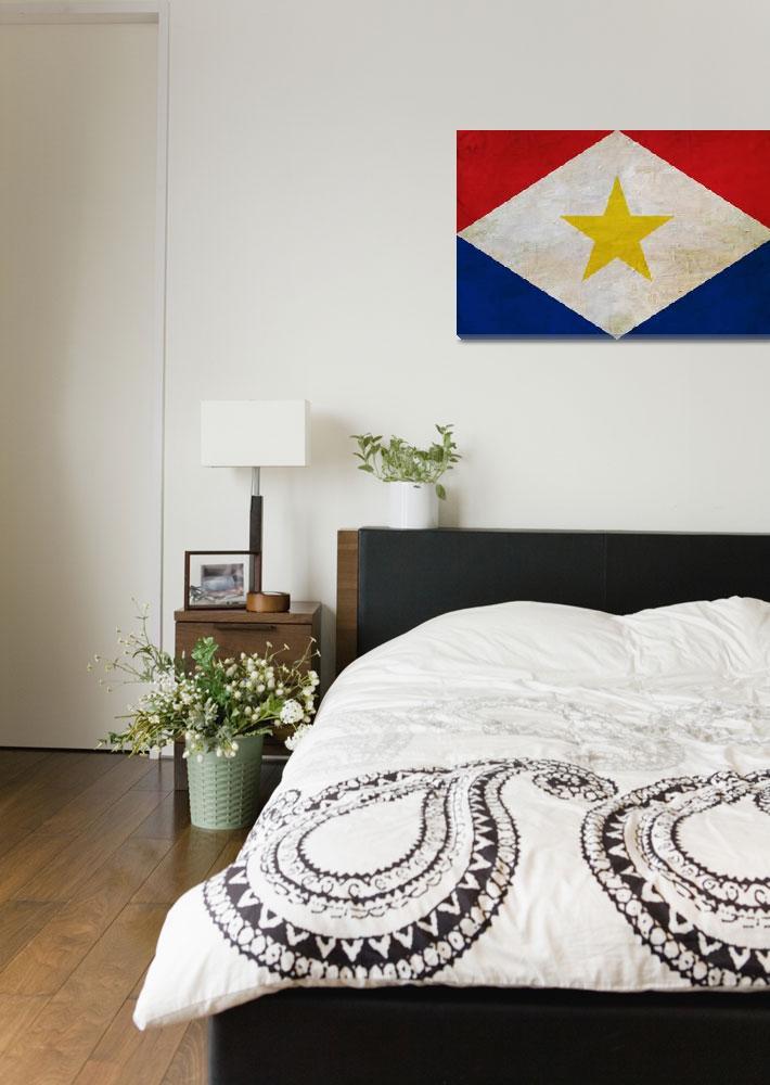 """SABA-FLAG 3&quot  (2014) by thegriffinpassant"