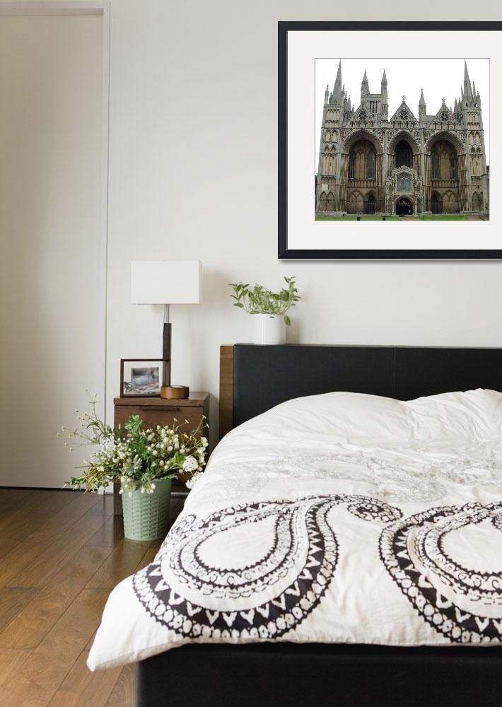"""""""Peterborough Cathedral&quot  by bespokepix"""