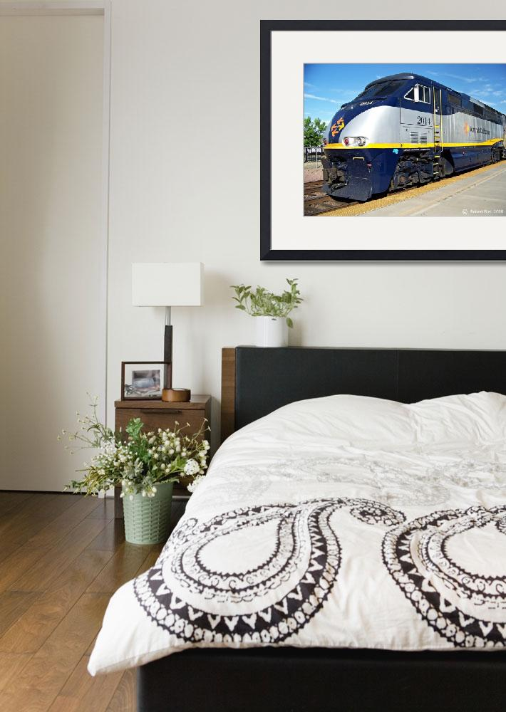 """""""Amtrak - California&quot  (2009) by bobtherealdeal"""