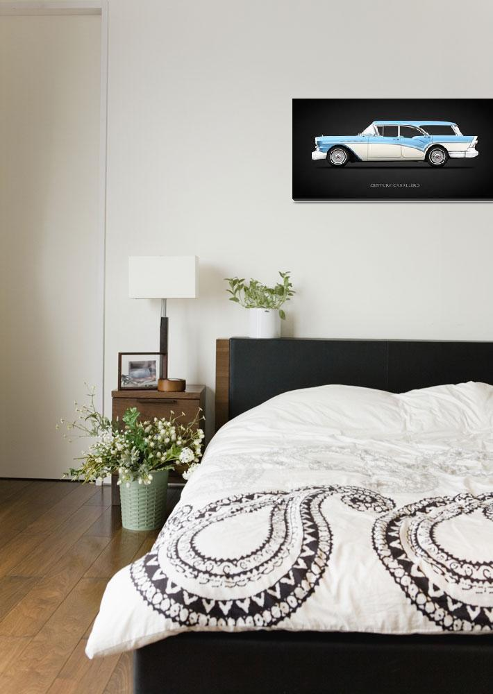 """Buick Century Caballero&quot  by mark-rogan"