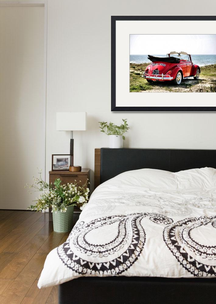 """""""VW on the beach - 3""""  (2012) by getshaped"""
