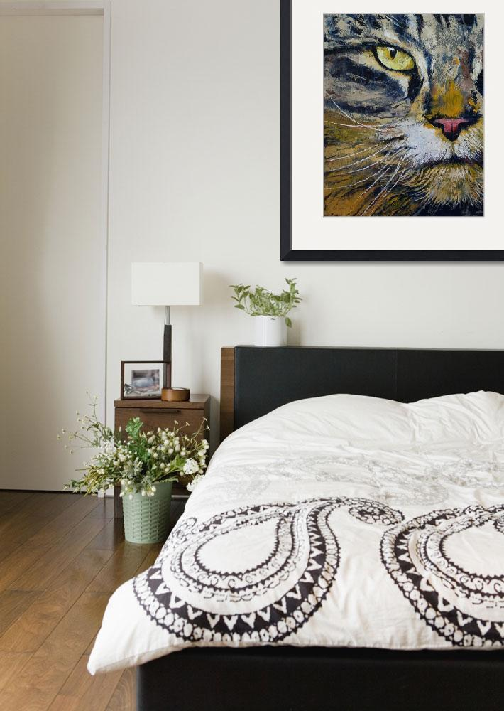 """""""Norwegian Forest Cat&quot  by creese"""