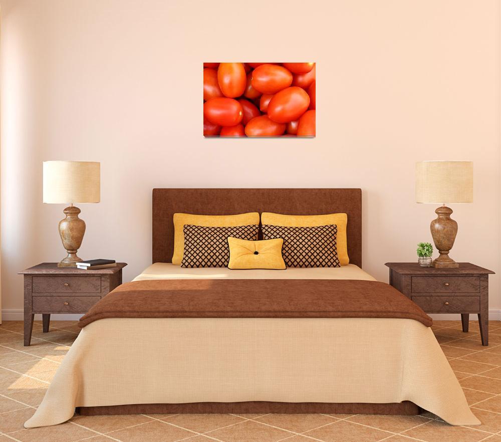 """French Market Tomato""  (2007) by 00Jonathan00"