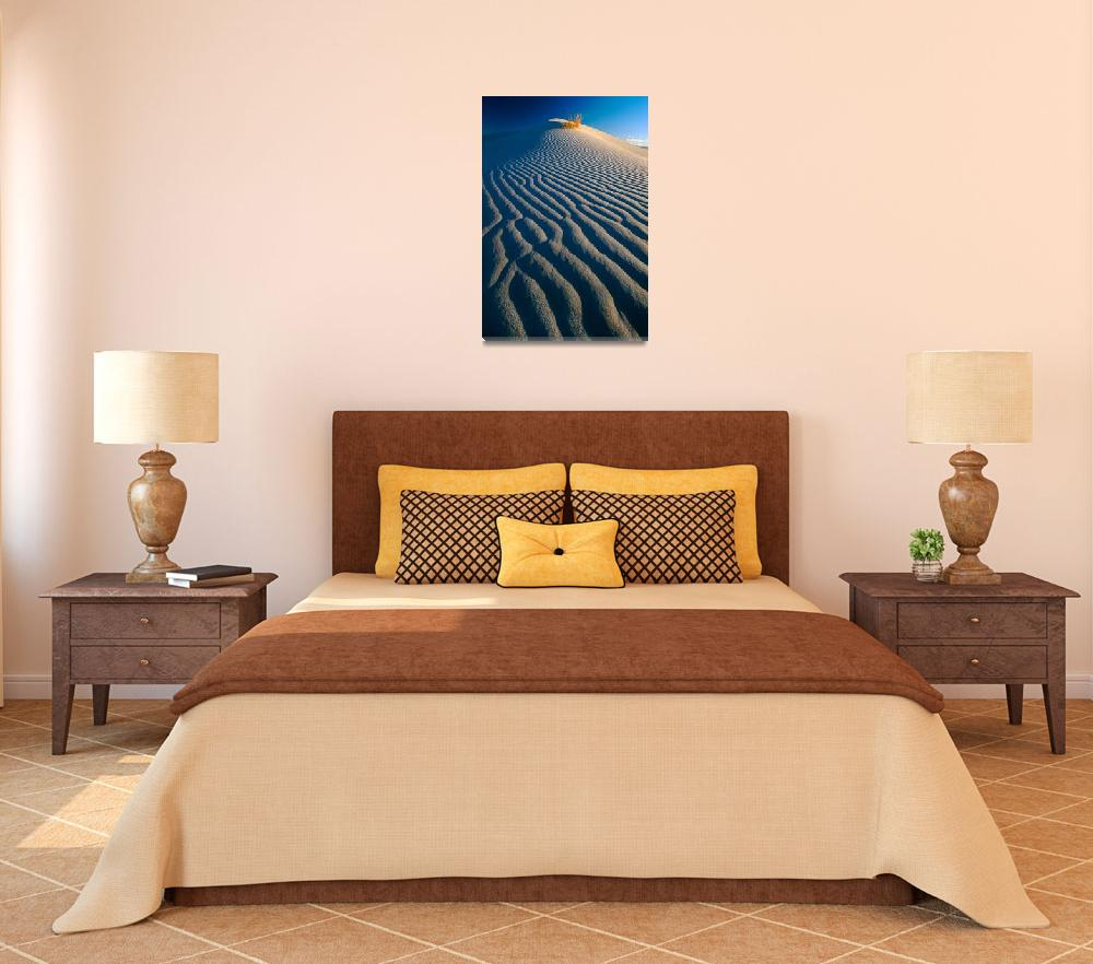 """""""Guadalupe Dunes""""  (2002) by Inge-Johnsson"""