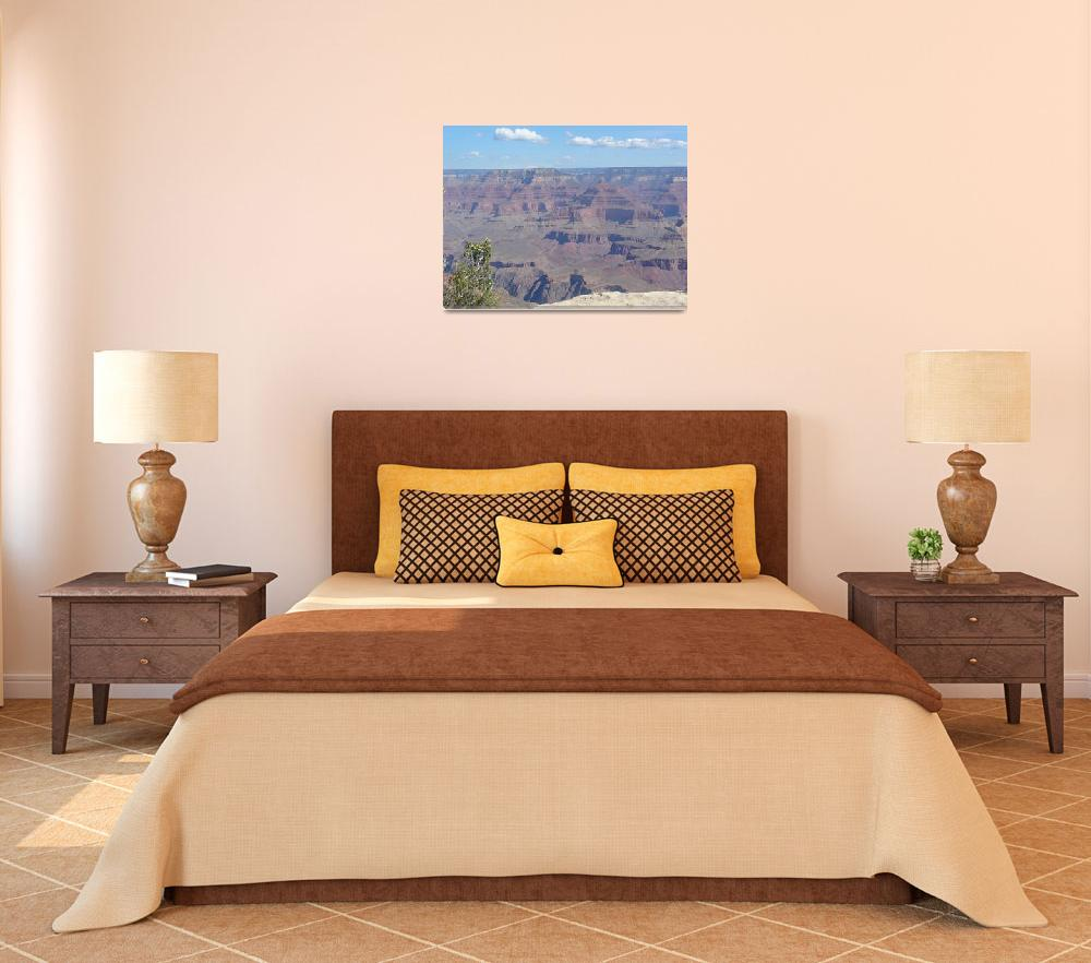 """Grand Canyon""  (2009) by Martina72"