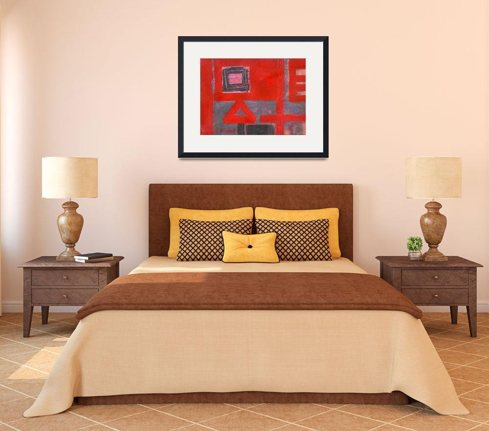 """""""Sexy Room&quot  (2007) by cbaumsart"""