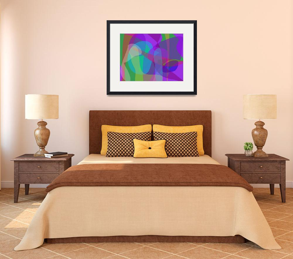 """""""Abstract&quot  by masabo"""